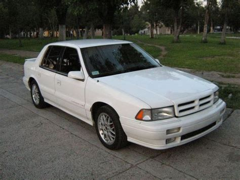 1994 dodge spirit information and photos zombiedrive stealth nt 1994 dodge spirit specs photos modification info at cardomain