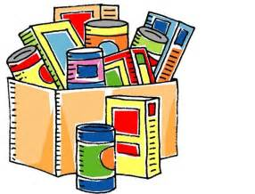clms canned food drive crews lake middle