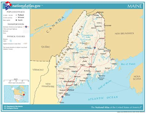 map of maine and canada maine familypedia fandom powered by wikia