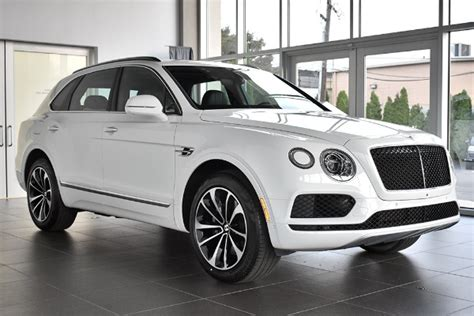 2019 Bentley 4 Door by 2019 Bentley Bentayga V8 V8 Lamborghini Island