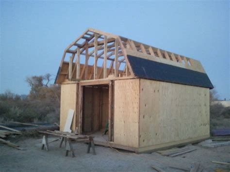 ulisa gambrel roof pole barn kits gambrel garage plans with roof the better garages
