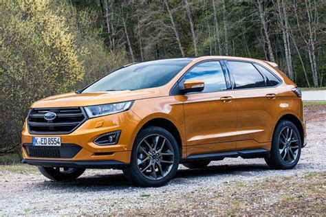 Car Sales Europe by Ford Edge European Sales Figures