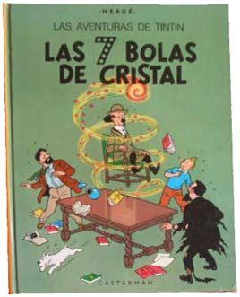 descargar las aventuras de tintin las siete bolas de cristal hardback libro de texto gratis occitano blog sobre tint 237 n