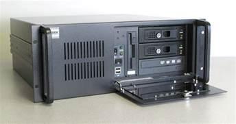 4u industrial rack mount computer adek