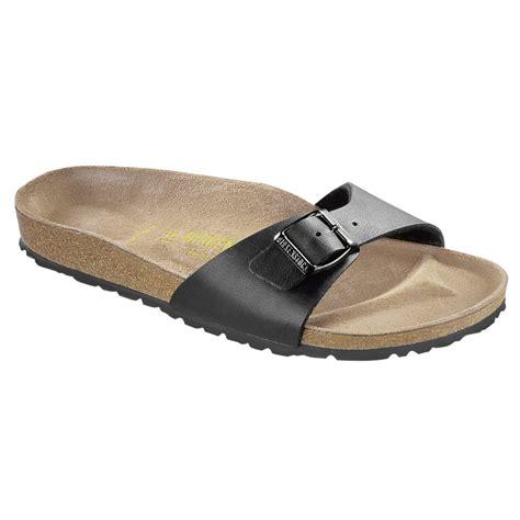 birkenstock sandals black birkenstock madrid black 040791 popular single