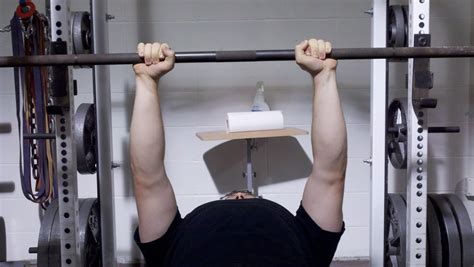 the correct way to bench press manual of use of the bench press mma workout plan