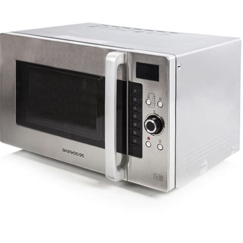 daewoo microwave with grill and convection stainless