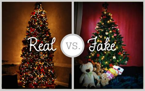 gdoes goodwill take fake christmas trees debate real or artificial my merry