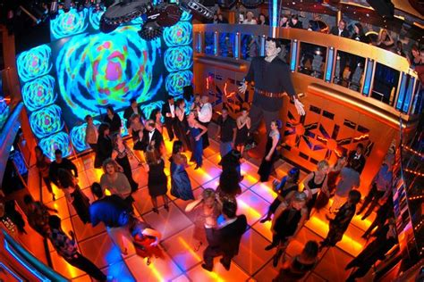 Log Cabin Home Floor Plans by Cruise Nightlife 7 Best Cruise Ship Nightclubs Cruise