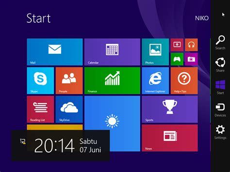 panduan tutorial panduan pemula tutorial cara install windows 8 1 lengkap