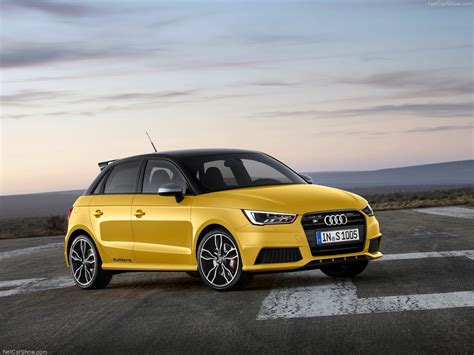 Audi S1 Sportback (2015) picture 6 of 116 1024x768