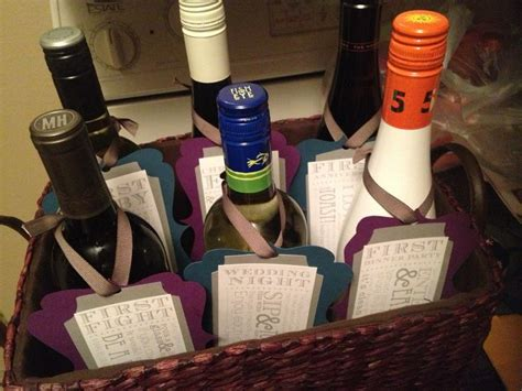 Wine Basket For Bridal Shower by 47 Best Images About Wine Basket On
