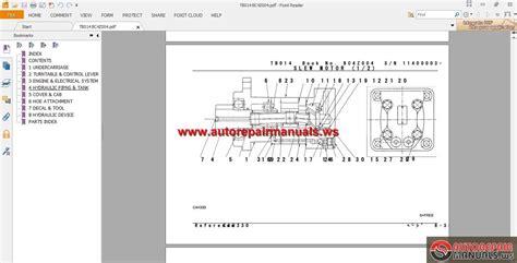 takeuchi tl140 wiring diagram new c190 wiring
