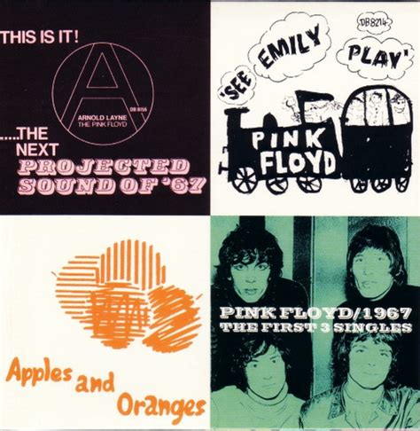 by name pink floyd roio database homepage pink floyd 1967 the first 3 singles cd at discogs