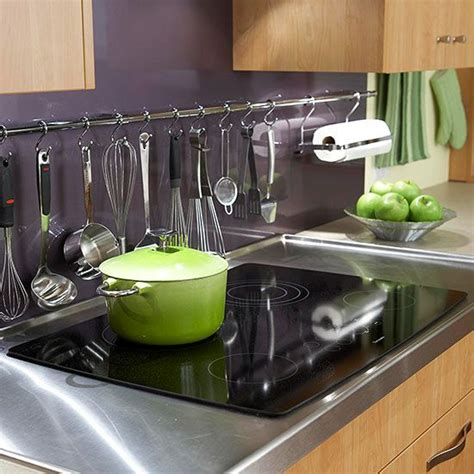 affordable kitchen storage ideas keep kitchen utensils organized and at hand to avoid