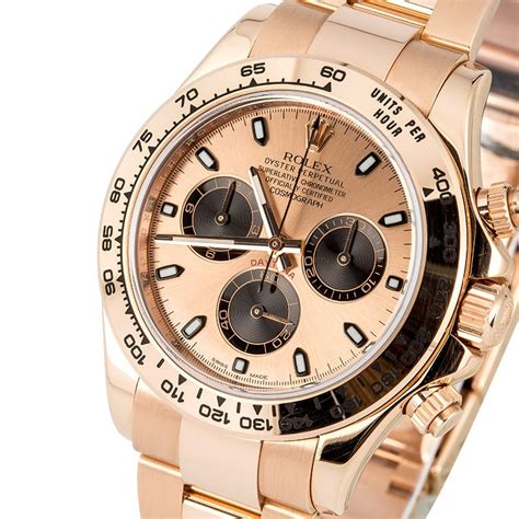 Rolex Fullgold the everose daytona a favorite among