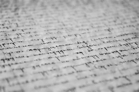 manuscript writing paper free photo manuscript writing paper free image