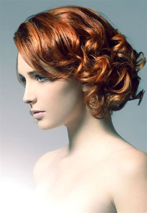 hairstyles curls for short hair hottest elegant hairstyles for short hair haircuts