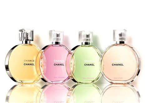 Parfum Chanel Chance chance eau vive chanel perfume a new fragrance for