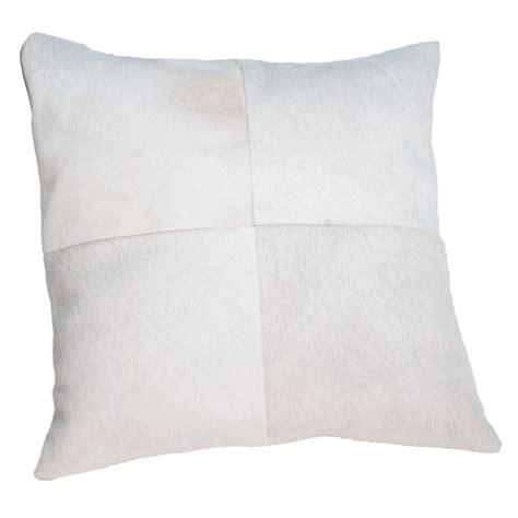 Cheap Cowhide Pillows by White Cowhide Pillow