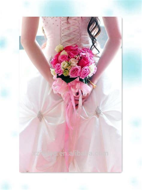 wedding bouquet resin fresh flowers bouquet holder for wedding fresh