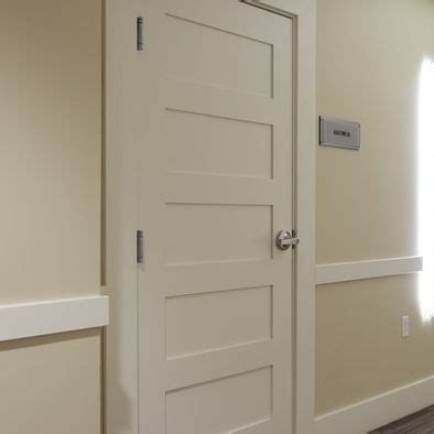 Wide Shaker Door Frame Doors Pinterest Wide Interior Doors