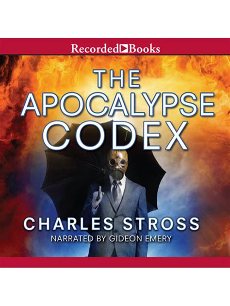 The Apocalypse Codex 2 the apocalypse codex genesee district library overdrive