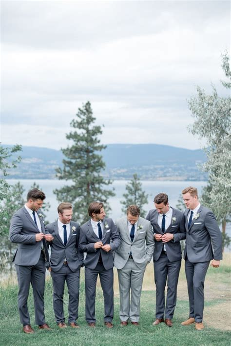 Wedding Attire Canada by 25 Best Ideas About Grey Suits On Groomsmen