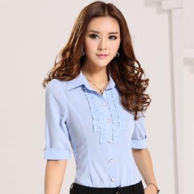 estilos de blusas estilo de la moda blusas para mujer uniforme blazers