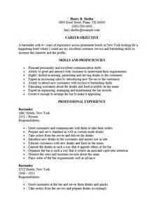 resume template server resume for server sle