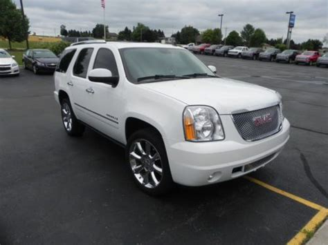 how can i learn about cars 2009 gmc savana 3500 lane departure warning sell used 2009 yukon denali in bad axe michigan united states