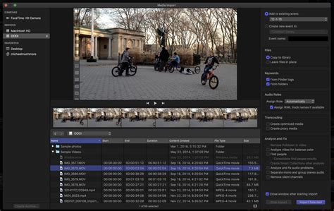 final cut pro library size apple final cut pro x