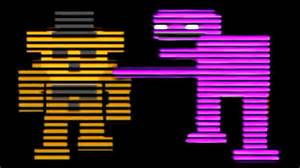Five nights at freddy s 3 purple man death minigame youtube