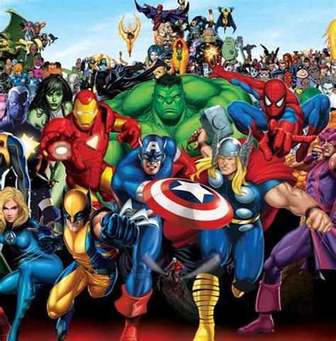 superheroes images can you match the with their superpower from