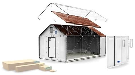 ikea flat pack house ikea launches flat pack modular refugee shelter