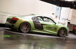 loma forged wheels audi r8 v10 by racing one gmbh essen