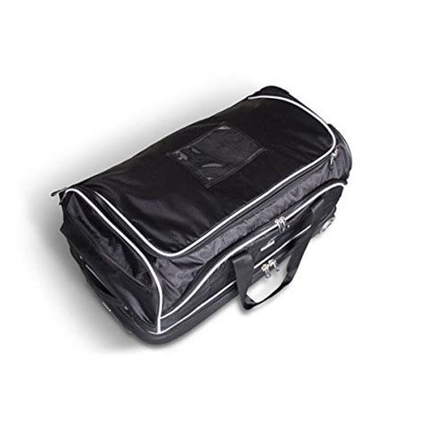 Rolling Bag With Garment Rack by Travolution 28 Inch Wheeled Drop Bottom Duffel With Garment Rack Apparel In The Uae See