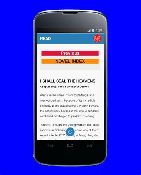 read light novels read web light novel reader apk free books