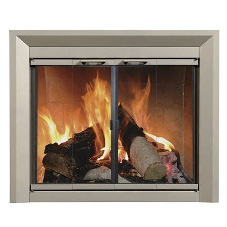 25 best ideas about fireplace glass on