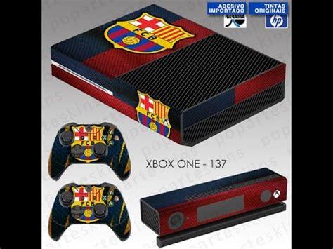 barcelona xbox one skin xbox one skin barcelona depoimento 134 diego da silva