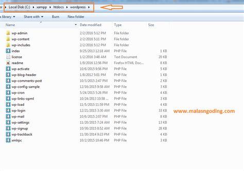 cara membuat wordpress offline menggunakan xp belajar wordpress part 1 cara install wordpress offline