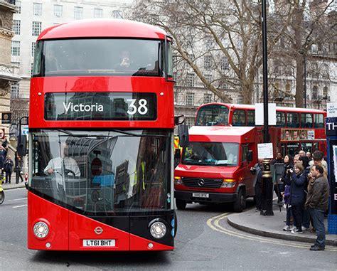 New London Bus composites automotive