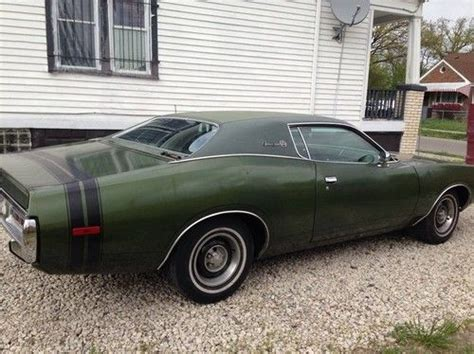 1972 charger se for sale purchase used 1972 dodge charger se brougham all original