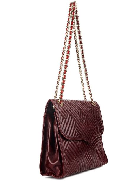 Minkoff Large Quilted Affair by Minkoff Large Quilted Affair In Brown Lyst