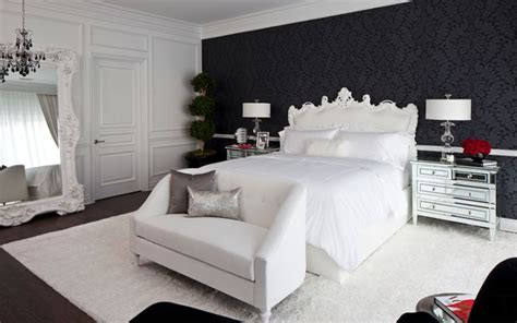 white and black bedroom 35 timeless black and white bedrooms that know how to