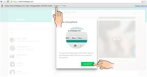 tutorial whatsapp di pc cara menggunakan whatsapp di website atau pc tutorial