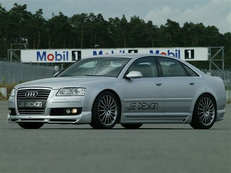 Audi A8 Facelift by Pachet Audi A8 D3 Facelift Fritz4tuning Magazin