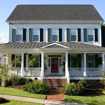 front porches on colonial homes best 25 front porch design ideas on front