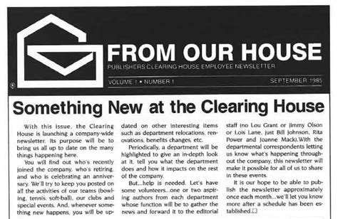 Publishers Clearing House Corporate Headquarters - throwback thursday the pch employee newsletter and prize day pch blog