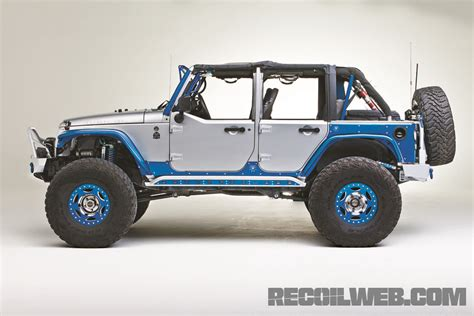 Jeep Jk Custom Preview Rubigone Recoil